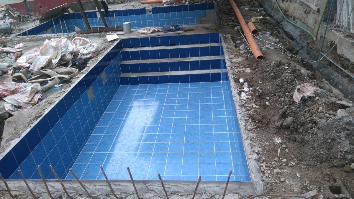 Swimming Pool Remodeling